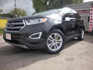 Used 2015 Ford Edge SEL for sale in Oshawa, ON