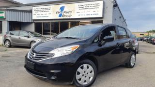 Used 2015 Nissan Versa Note SV5dr HB Auto 1.6 w/Backup Cam for sale in Etobicoke, ON