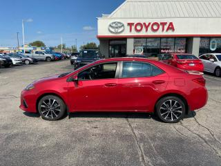 Used 2017 Toyota Corolla sport upgrade for sale in Cambridge, ON