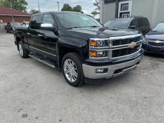 Used 2014 Chevrolet Silverado 1500 LTZ w/2LZ**LEATHER HEATED/COOLED SEATED** NAV for sale in Hamilton, ON
