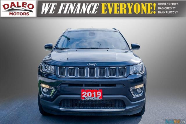 2019 Jeep Compass LIMITED / NAVI / LEATHER / REMOTE START / PANOROOF Photo2