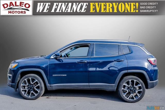 2019 Jeep Compass LIMITED / NAVI / LEATHER / REMOTE START / PANOROOF Photo4