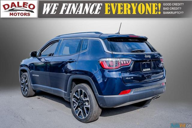 2019 Jeep Compass LIMITED / NAVI / LEATHER / REMOTE START / PANOROOF Photo5