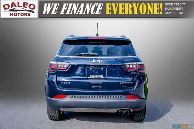 2019 Jeep Compass LIMITED / NAVI / LEATHER / REMOTE START / PANOROOF Photo6