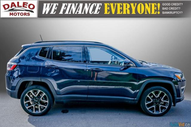 2019 Jeep Compass LIMITED / NAVI / LEATHER / REMOTE START / PANOROOF Photo8