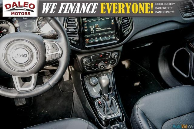 2019 Jeep Compass LIMITED / NAVI / LEATHER / REMOTE START / PANOROOF Photo16