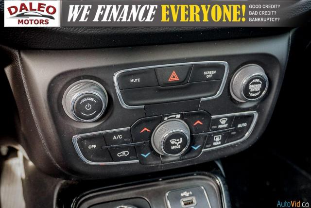 2019 Jeep Compass LIMITED / NAVI / LEATHER / REMOTE START / PANOROOF Photo28