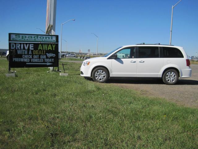 2020 Dodge Grand Caravan Make us an offer