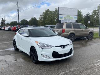 Used 2013 Hyundai Veloster w/Tech for sale in Komoka, ON