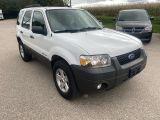Photo of White 2007 Ford Escape