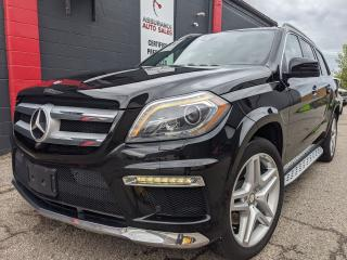 Used 2016 Mercedes-Benz GL-Class GL 350 BlueTec, AWD, FULLY LOADED, NO ACCIDENTS for sale in Burlington, ON