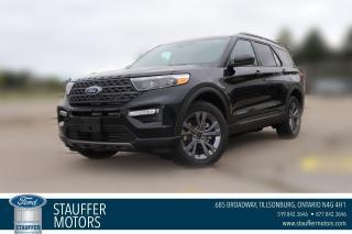 New 2021 Ford Explorer XLT for sale in Tillsonburg, ON