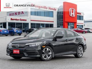 Used 2018 Honda Civic LX NEW ARRIVAL!! for sale in Orangeville, ON