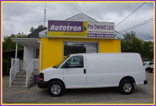 Used 2014 Chevrolet Express 2500 2014 Chevrolet Exp 2500 for sale in Woodbridge, ON
