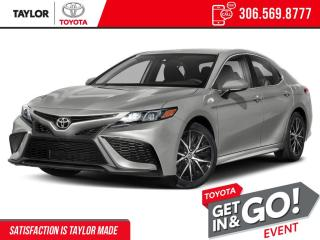 New 2022 Toyota Camry SE for sale in Regina, SK