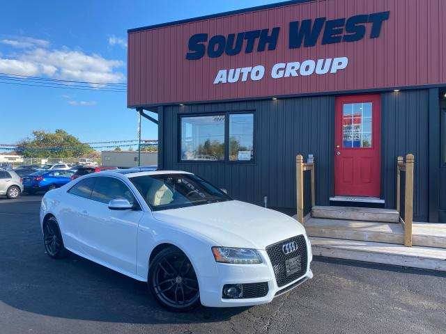 2011 Audi S5 SOLD - INQUIRE TO GET ANOTHER ONE