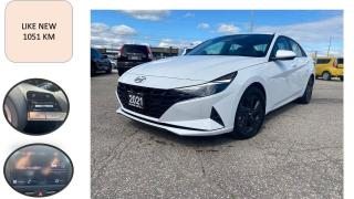 Used 2021 Hyundai Elantra Preferred  like new NO ACCIDENT CAR PALY for sale in Oakville, ON