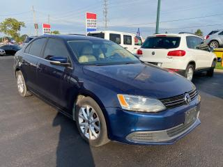 Used 2014 Volkswagen Jetta SE|Htd Lthr Seats|Sunroof|Backup|Alloys|Bluetooth for sale in London, ON