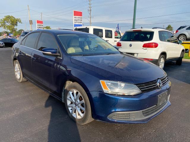 2014 Volkswagen Jetta SE|Htd Lthr Seats|Sunroof|Backup|Alloys|Bluetooth