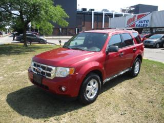 Used 2009 Ford Escape XLT ~ V6 ~ WITH WINTER TIRES ~ SAFETY INCLUDED for sale in Toronto, ON