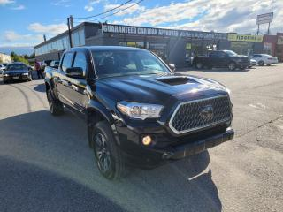 Used 2018 Toyota Tacoma SR5 TRD 4X4 SPORT LONG-BOX w/NAVI/B.CAM & MORE!!! for sale in North York, ON