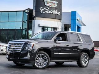 Used 2019 Cadillac Escalade Premium Luxury Premium for sale in Burlington, ON