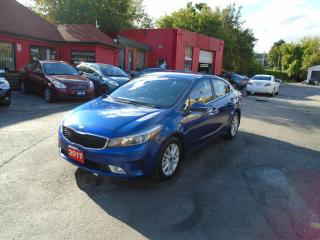 Used 2017 Kia Forte EX/ REAR CAM / ALLOYS/ PUSH START / HEATED SEATS / for sale in Scarborough, ON