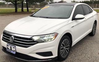 Used 2019 Volkswagen Jetta HIGHLINE for sale in Windsor, ON