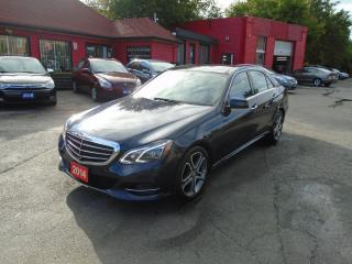 Used 2014 Mercedes-Benz E-Class E 350/ 4 MATIC / PANO ROOF / MASSAGE SEAT / A/C / for sale in Scarborough, ON