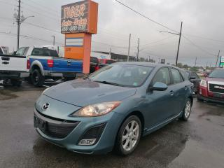 Used 2011 Mazda MAZDA3 GS*AUTO*SUNROOF*ALLOYS*ONLY 172KMS*CERTIFIED for sale in London, ON