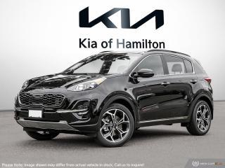 New 2022 Kia Sportage SX for sale in Hamilton, ON