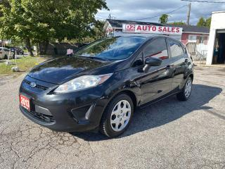 Used 2013 Ford Fiesta SE/Automatic/Gas Saver/Comes Certified for sale in Scarborough, ON
