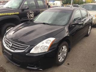 Used 2010 Nissan Altima 2.5 for sale in Mississauga, ON