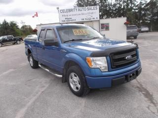Used 2014 Ford F-150 STX E CAB for sale in Elmvale, ON