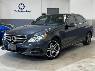 Used 2014 Mercedes-Benz E-Class E250 BLUETEC 4-MATIC|NAV|360 CAM|BSM|ONE OWNER for sale in Oakville, ON