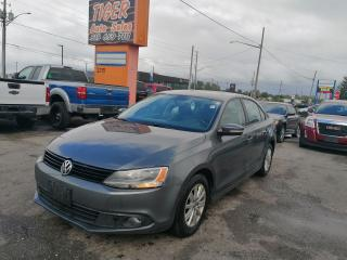 Used 2013 Volkswagen Jetta comfortline*ONE OWNER*NO ACCIDENT*AUTO*ALLOYS*CERT for sale in London, ON