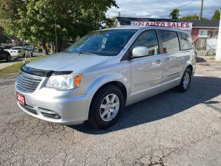 Used 2012 Chrysler Town & Country Touring/7 Passenger/DVD/Bckup Cam/Comes Certified for sale in Scarborough, ON