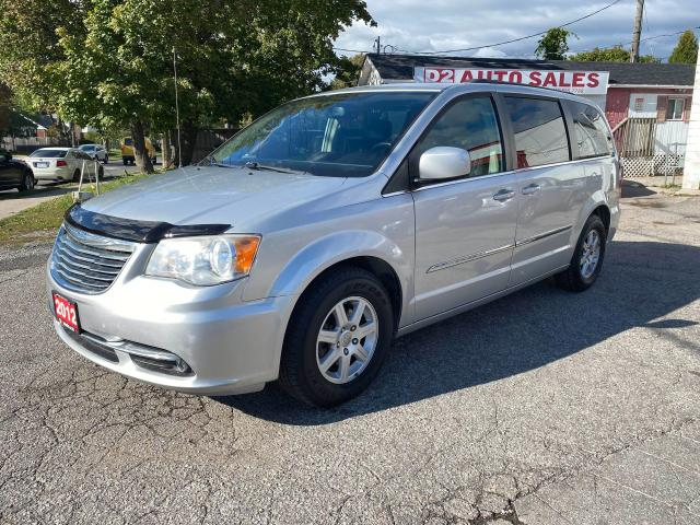 2012 Chrysler Town & Country Touring/7 Passenger/DVD/Bckup Cam/Comes Certified