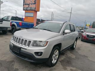 Used 2014 Jeep Compass Sport*ALLOYS*4X4*4 CYLINDER*ONLY 101KMS*CERTIFIED for sale in London, ON