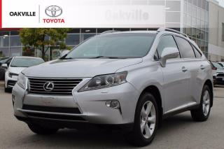 Used 2013 Lexus RX 350 AWD with Leather Seats and Power Liftgate | SELF CERTIFY for sale in Oakville, ON