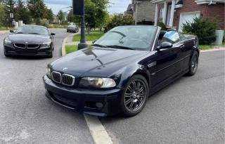 Used 2002 BMW 3 Series M3 for sale in North York, ON