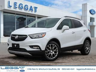 Used 2019 Buick Encore Sport Touring for sale in Stouffville, ON