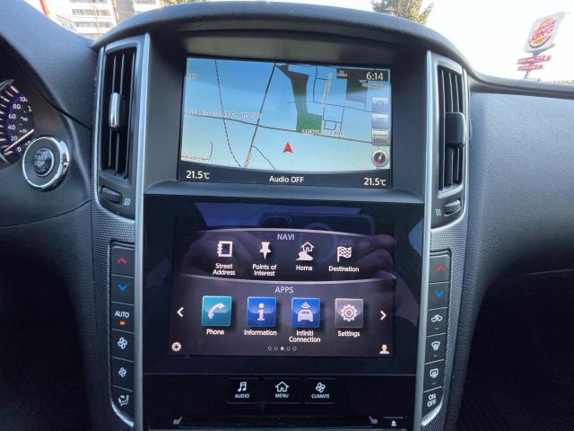 2014 Infiniti Q50 Sport AWD Navigation /Sunroof /Camera Photo10