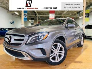 Used 2015 Mercedes-Benz GLA GLA 250 - NAVIGATION  CAMERA  BLIND SPOT  LED for sale in North York, ON