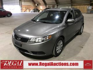 Used 2012 Kia Forte5 4D HATCHBACK AT for sale in Calgary, AB