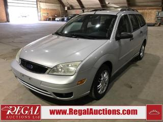 Used 2007 Ford Focus SES 4D Wagon FWD SES 4D WAGON FWD for sale in Calgary, AB