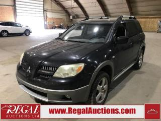 Used 2005 Mitsubishi Outlander 4D Utility 4WD for sale in Calgary, AB
