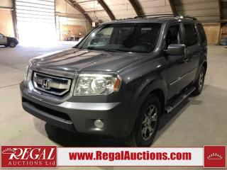 Used 2011 Honda Pilot Touring 4D Utility 4WD for sale in Calgary, AB
