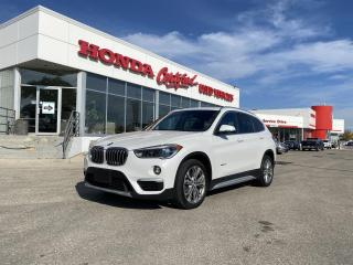 Used 2017 BMW X1 xDrive28i AWD | PANOROOF | NAVIGATION for sale in Winnipeg, MB