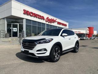 Used 2017 Hyundai Tucson Limited AWD   NAVI   LOADED!   for sale in Winnipeg, MB
